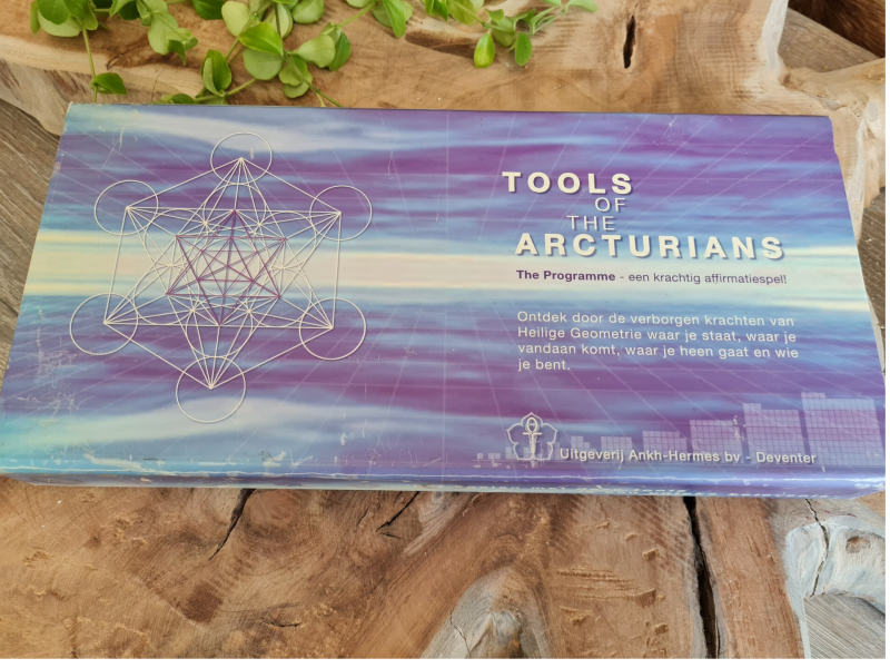 Tools of the arcturians
