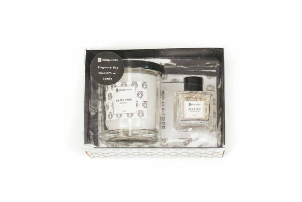 Home Fragrance   Cadeauset Wild & Free