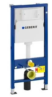 Geberit Duofix WC-element m. inbouwreservoir UP100 basic H112cm
