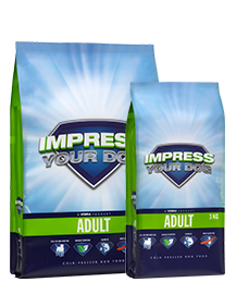 Impress Your Dog Adult 12,5 kilo