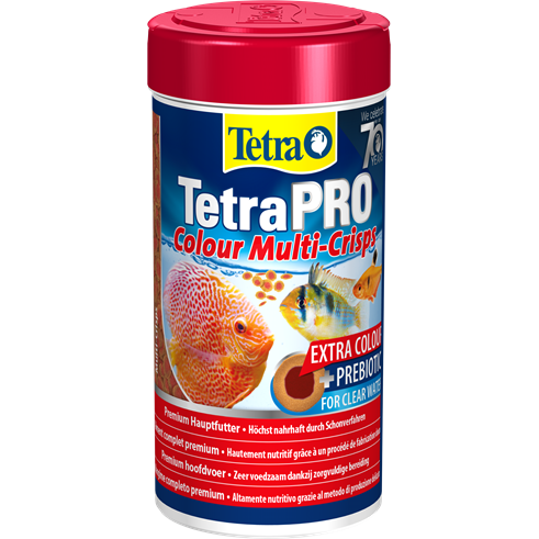 TetraPro Colour Multi-Crisps 500ml