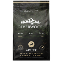 Riverwood Adult - Hert & Lam met Konijn 12 kilo