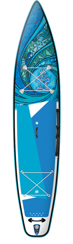 STARTBOARD TOURING ZEN INFLATABLE DC