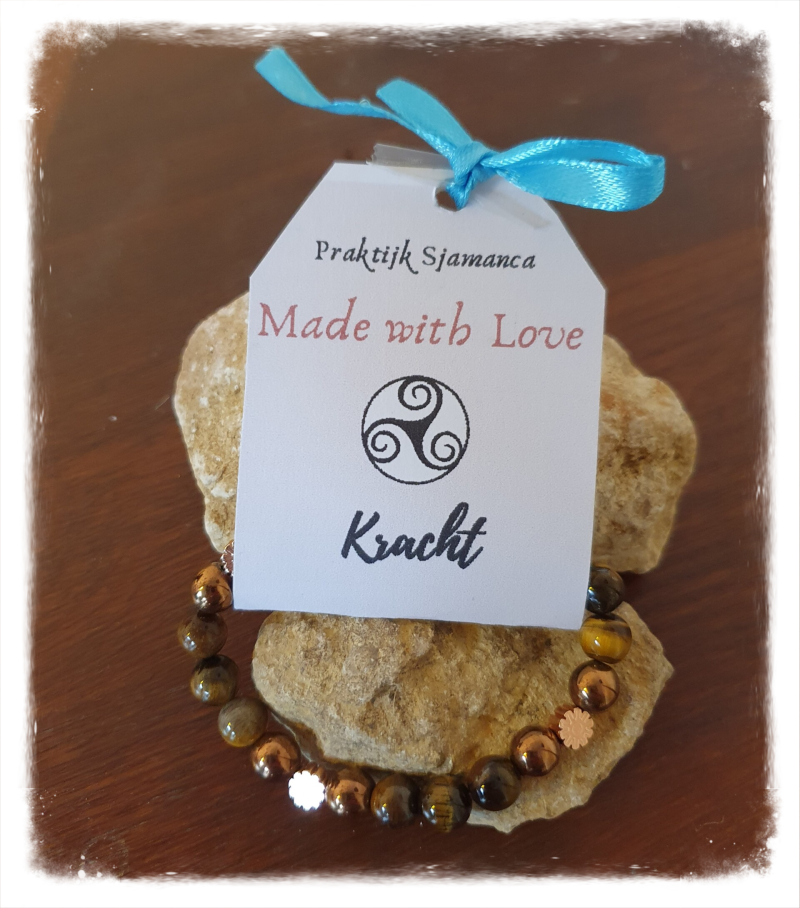 "Made with Love ""KRACHT"""
