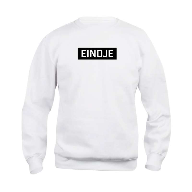 Sweater Eindje Wit