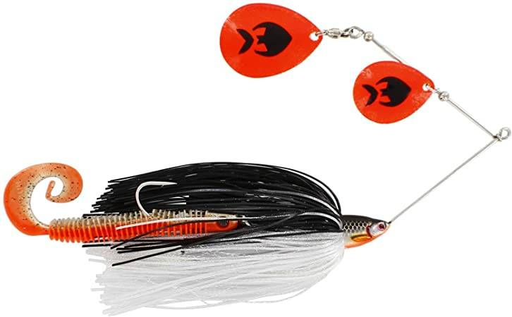 Westrin MonsterVibe Spinnerbait Colorado 65 g