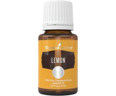 Lemon olie  15 ml