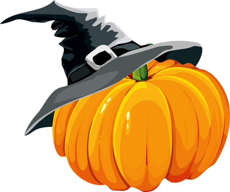 Pumpkin-wearing-Witch-Hat.png