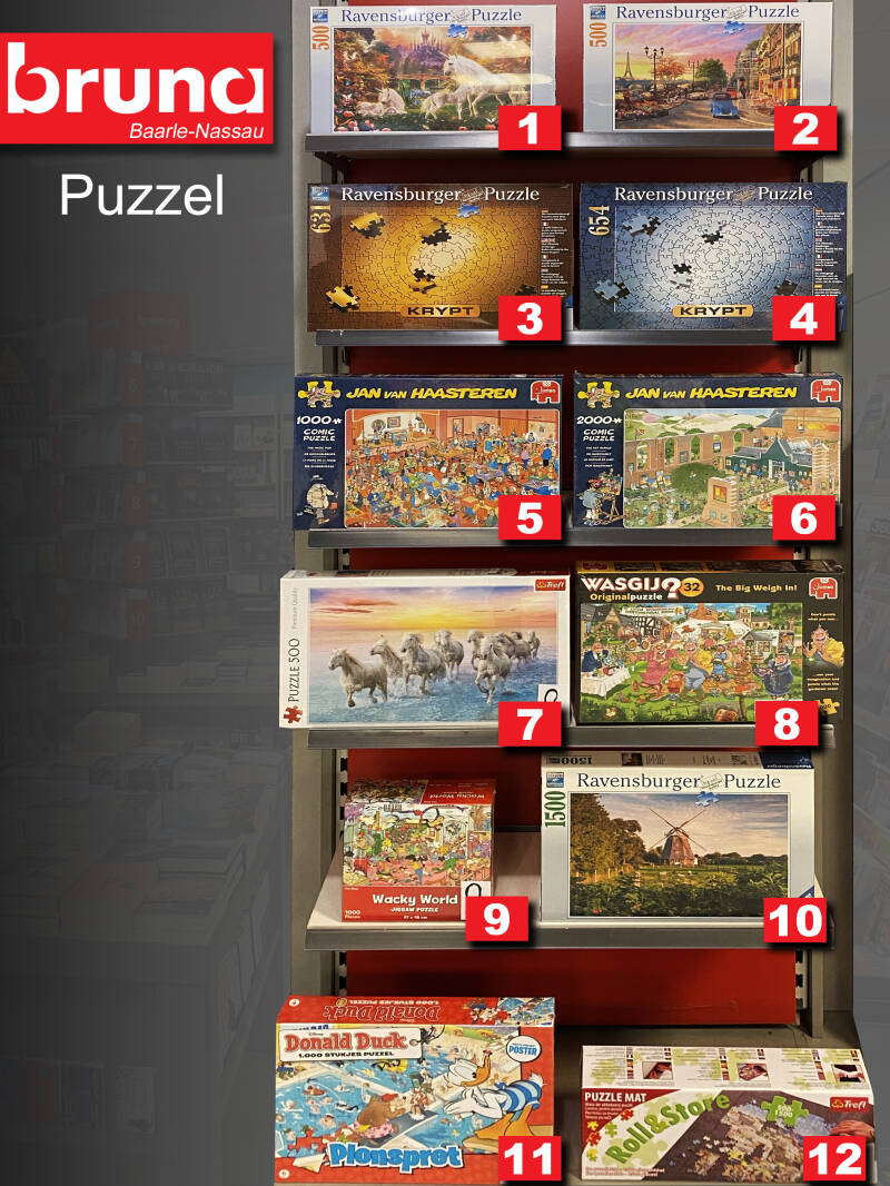 Puzzels test