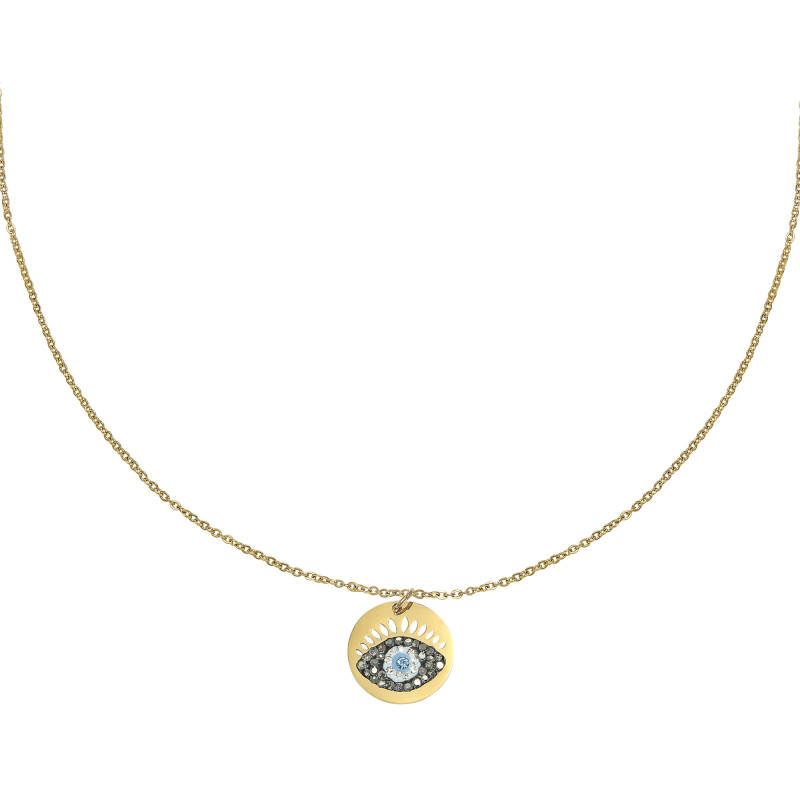 Eyes On You Necklace