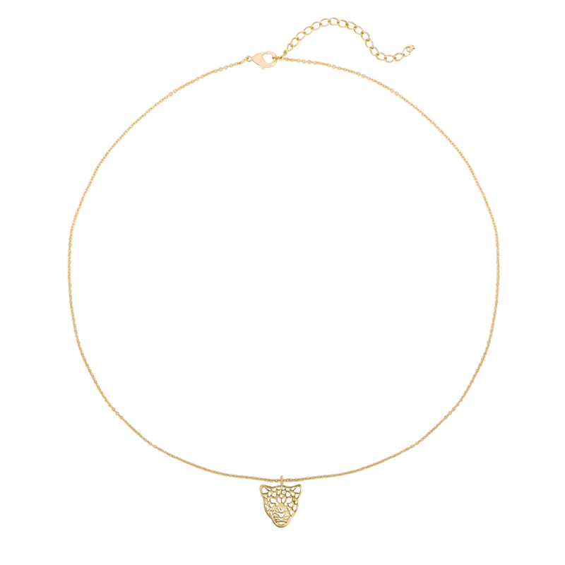 Leone Necklace Gold
