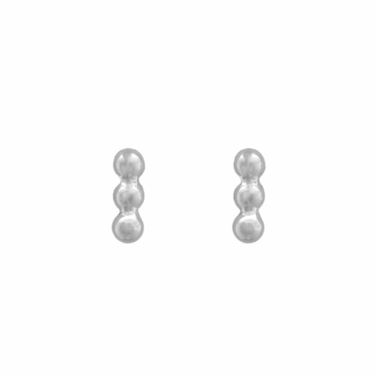 Baby Earrings Silver