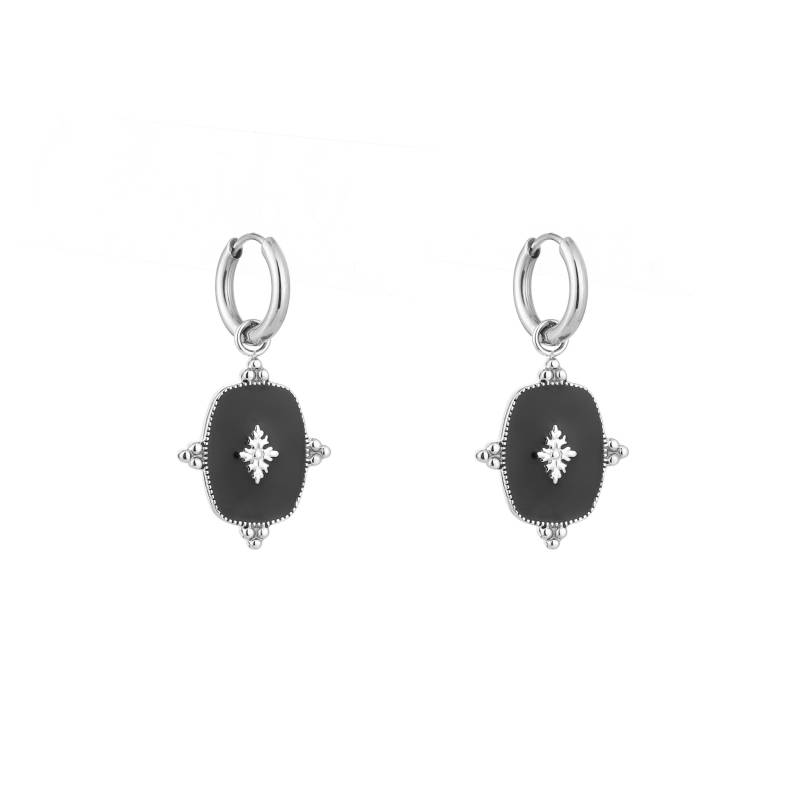 Zara Earrings Silver