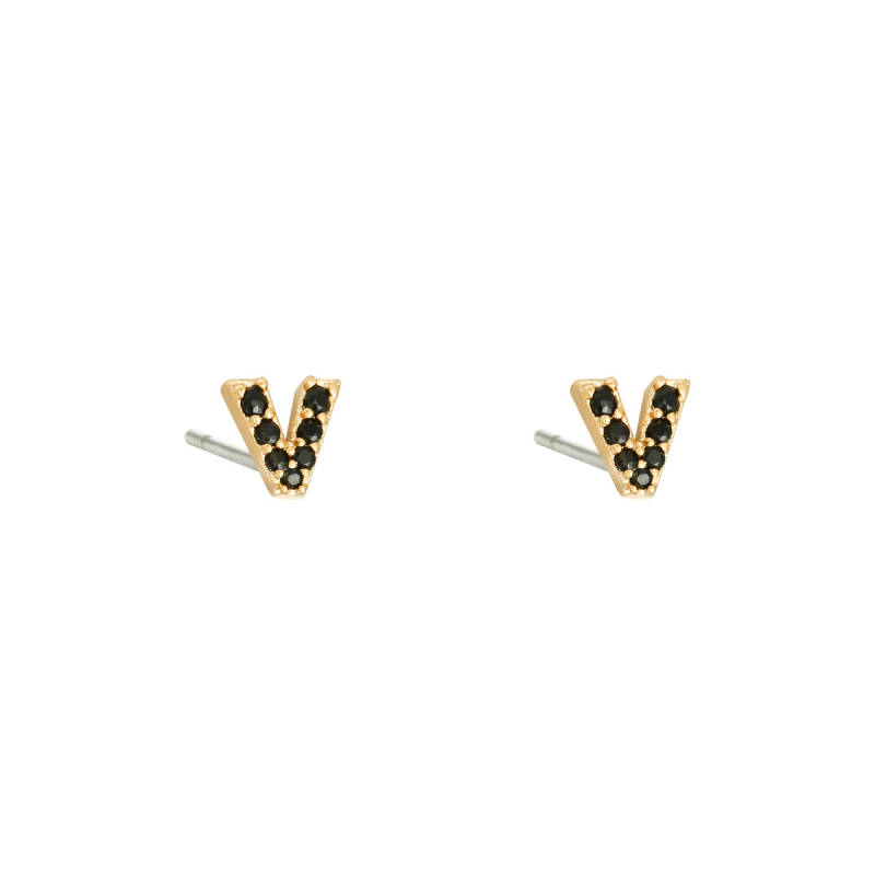 Baby V Earrings