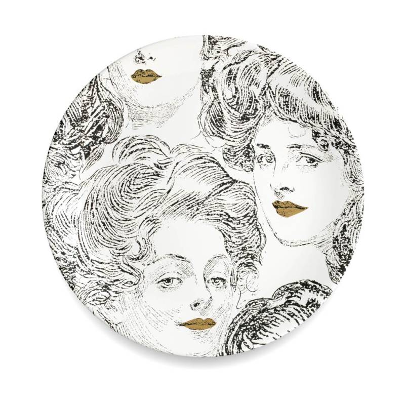 PRE-ORDER Wall plate Donna