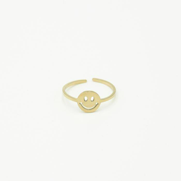 Nooa - Ring Smiley One Size
