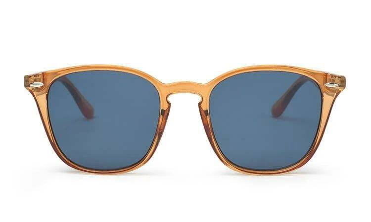 Nooa - Zonnebril CHARLY THERAPY Cooper Orange