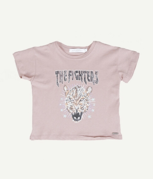 The Fighters Kids Top