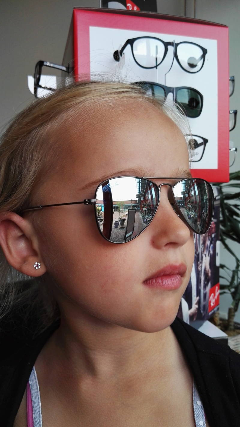 Ray Ban junior pilotenbril