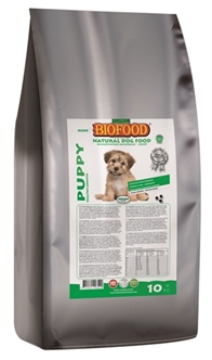 BIOFOOD PUPPY SMALL BREED 10 KG
