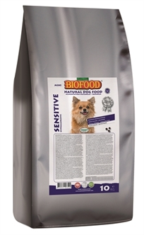 BIOFOOD SENSITIVE SMALL BREED 10 KG