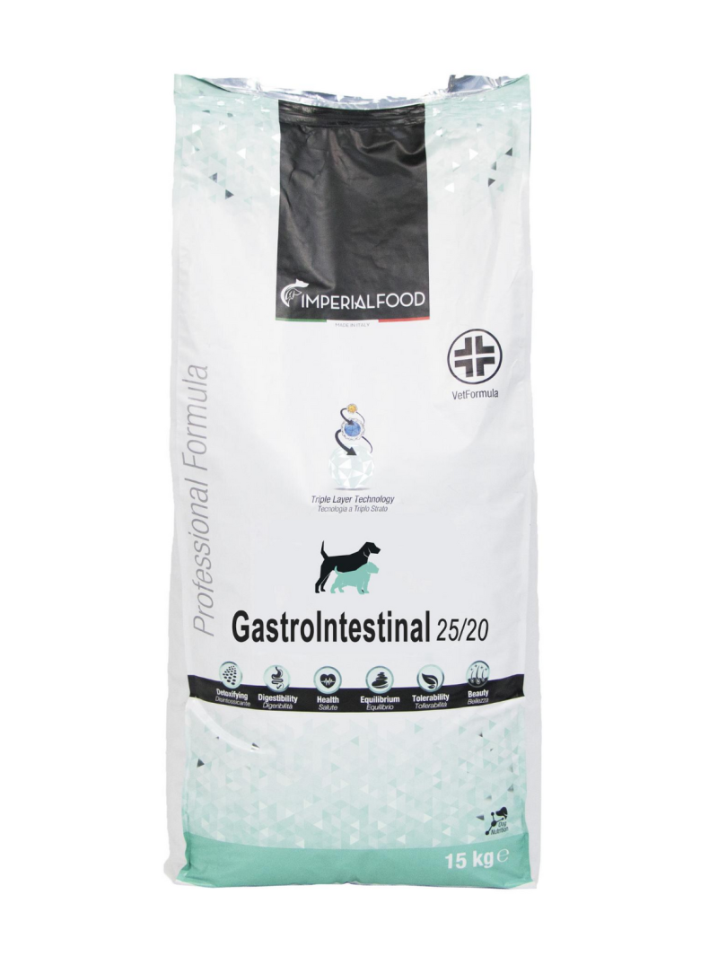 Imperial Food Health GastroIntestinal 25/20   15 Kg