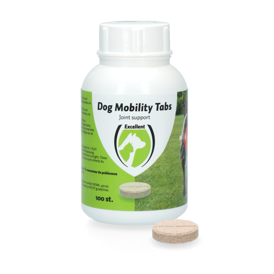 Dog Mobility Tabs