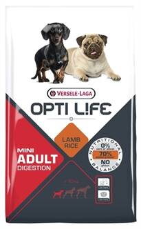 OPTI LIFE ADULT DIGESTION MINI 7,5 KG