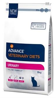 ADVANCE KAT VETERINARY DIET URINARY CARE 8 KG