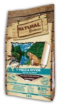 NATURAL GREATNESS FIELD & RIVER 6 KG