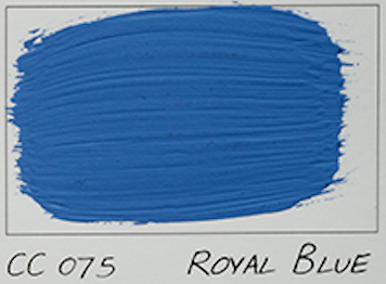 Royal Blue - Krijtlak Verf