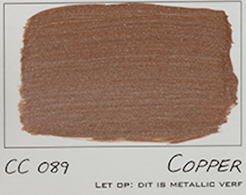 Copper - Metallicverf primer