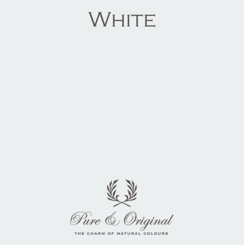 White - Afwasbare verf - Licetto