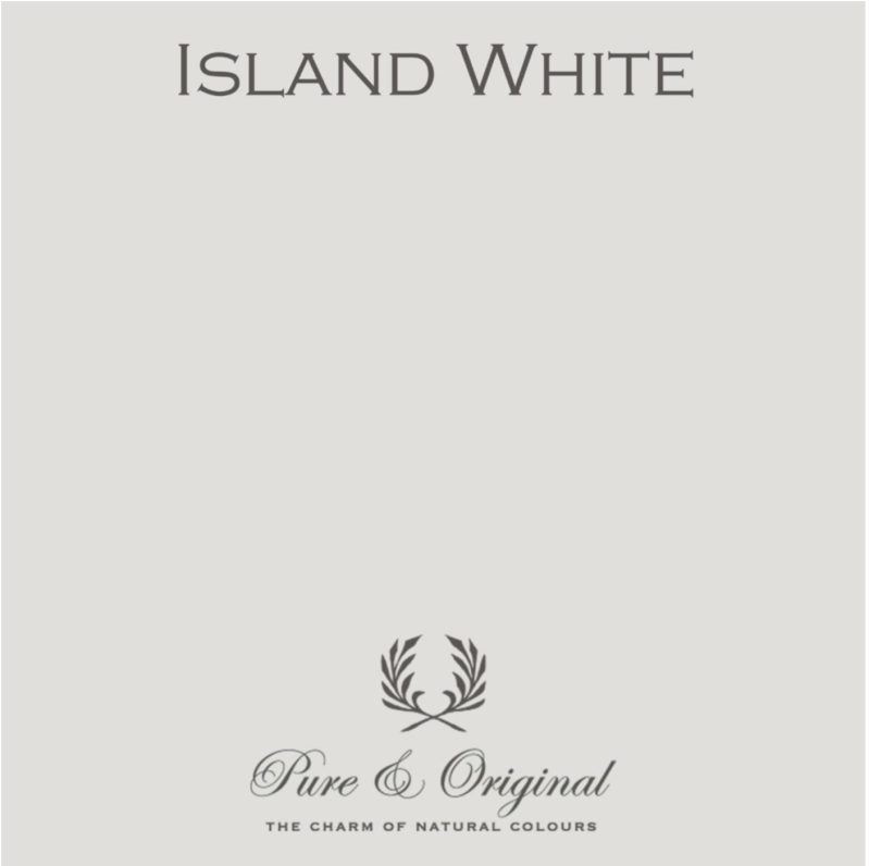 Island White - Afwasbare verf - Licetto