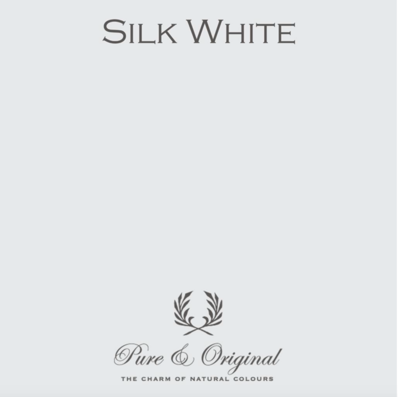 Silk White - Kalkverf - Fresco
