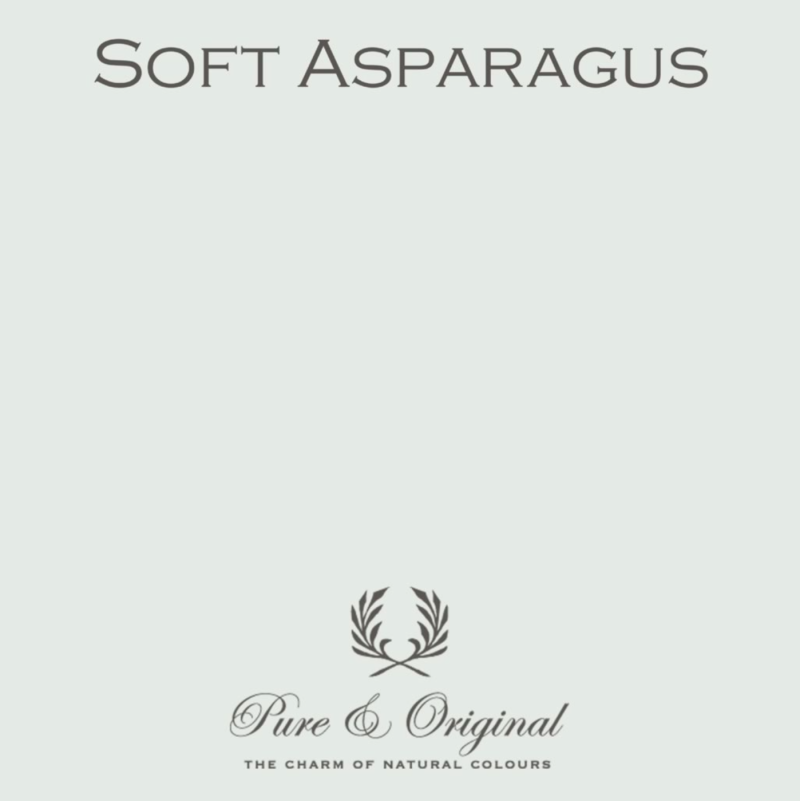Soft Asparagus - Afwasbare verf - Licetto