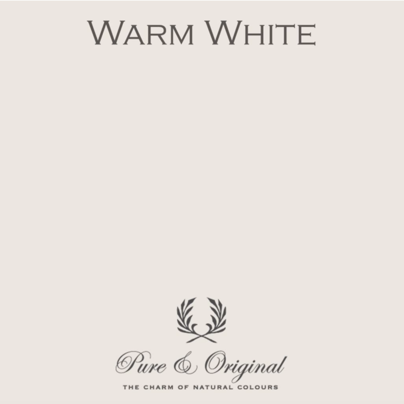 Warm White - Afwasbare verf - Licetto
