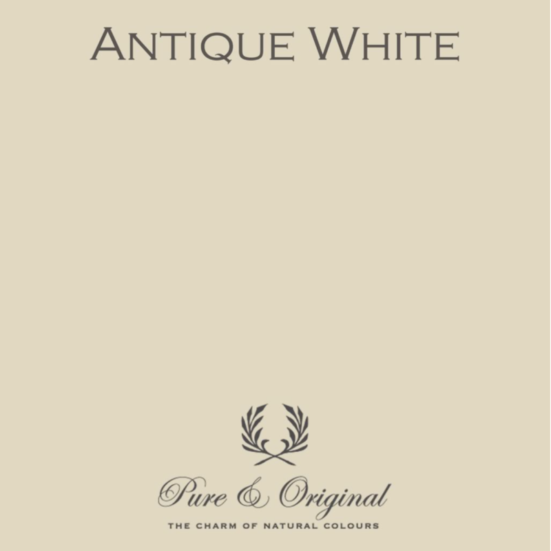 Antique White - Afwasbare verf - Licetto