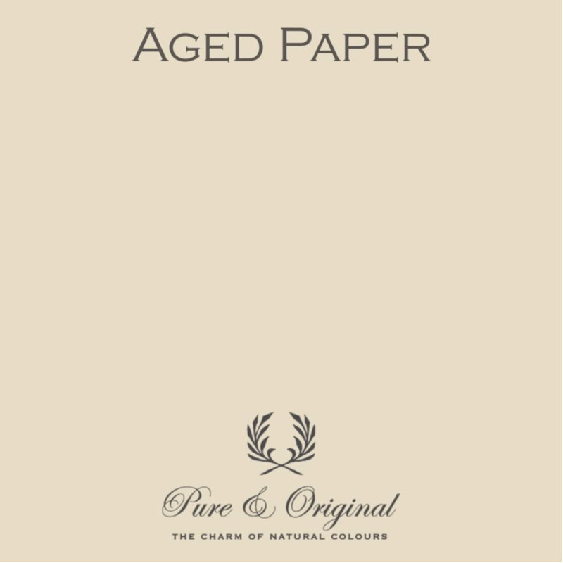 Aged Paper - Krijtverf - Classico