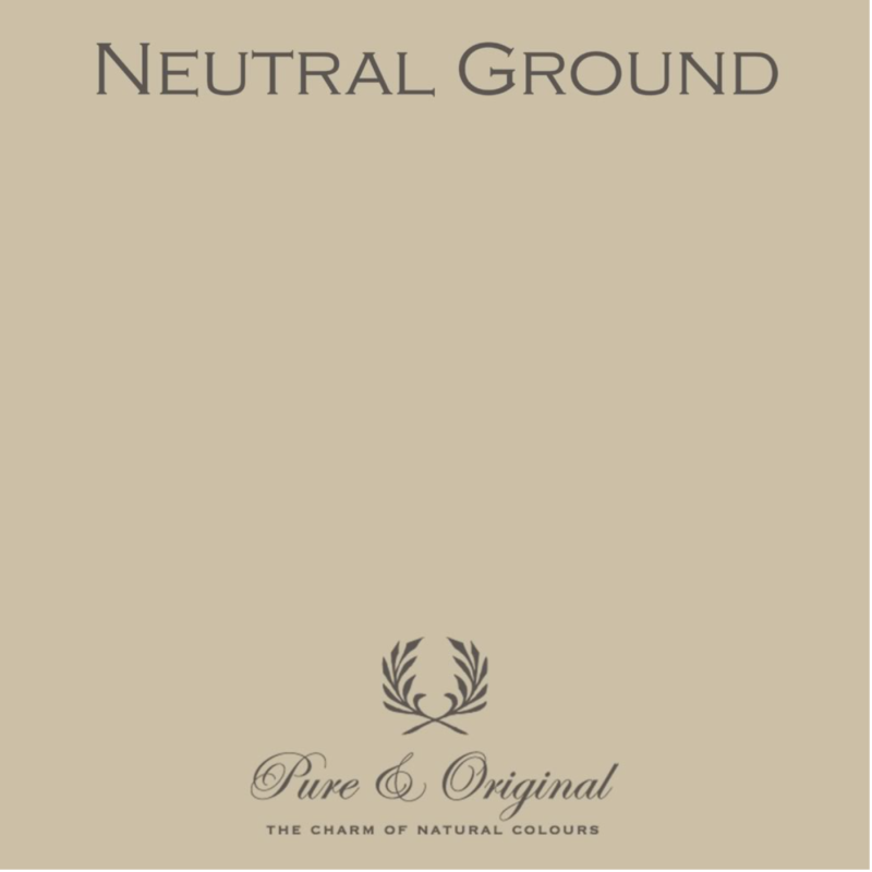 Neutral Ground - Kalkverf - Fresco