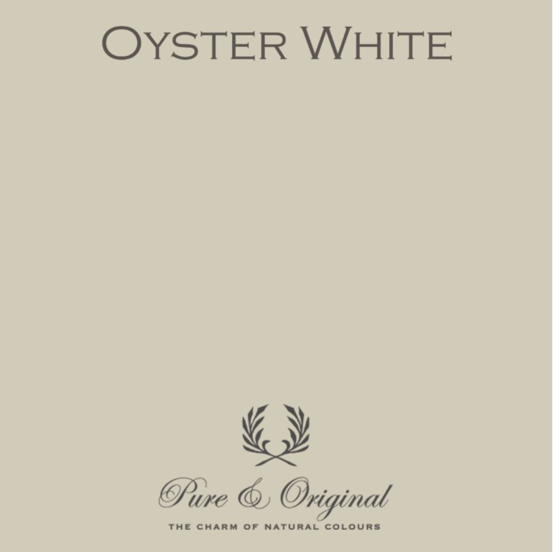 Oyster White - Afwasbare verf - Licetto