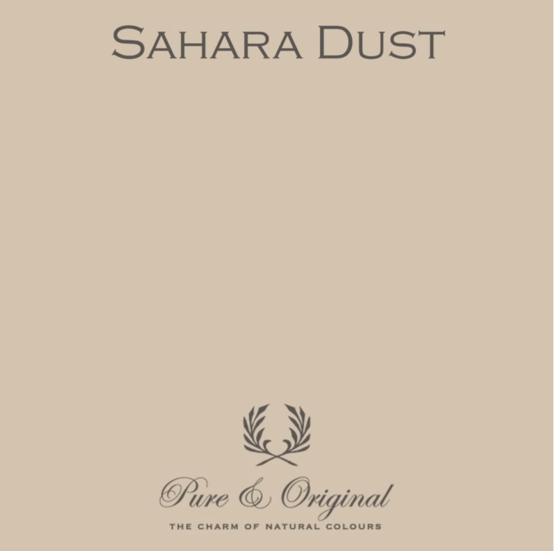 Sahara Dust - Marrakech Walls