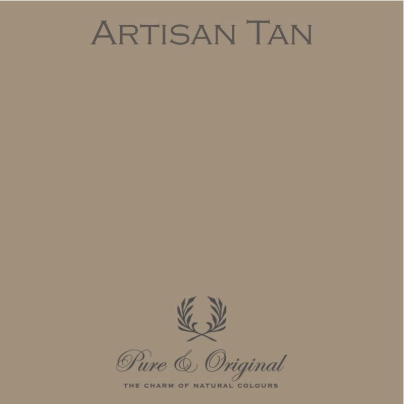Artisan Tan - Afwasbare verf - Licetto