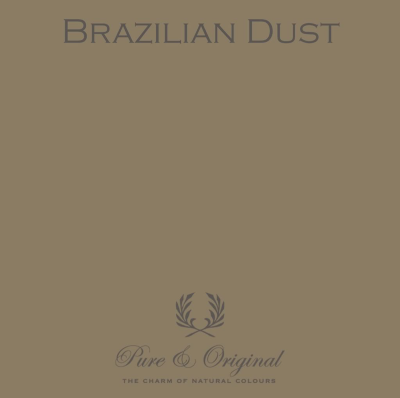 Brazilian Dust - Kalkverf - Fresco