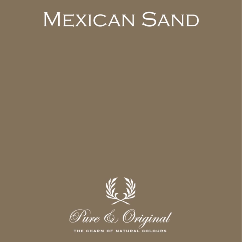 Mexican Sand - Kalkverf - Fresco
