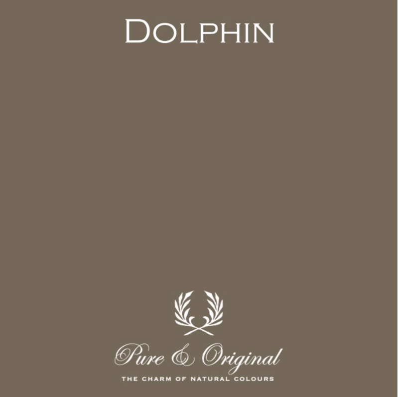 Dolphin - Afwasbare verf - Licetto