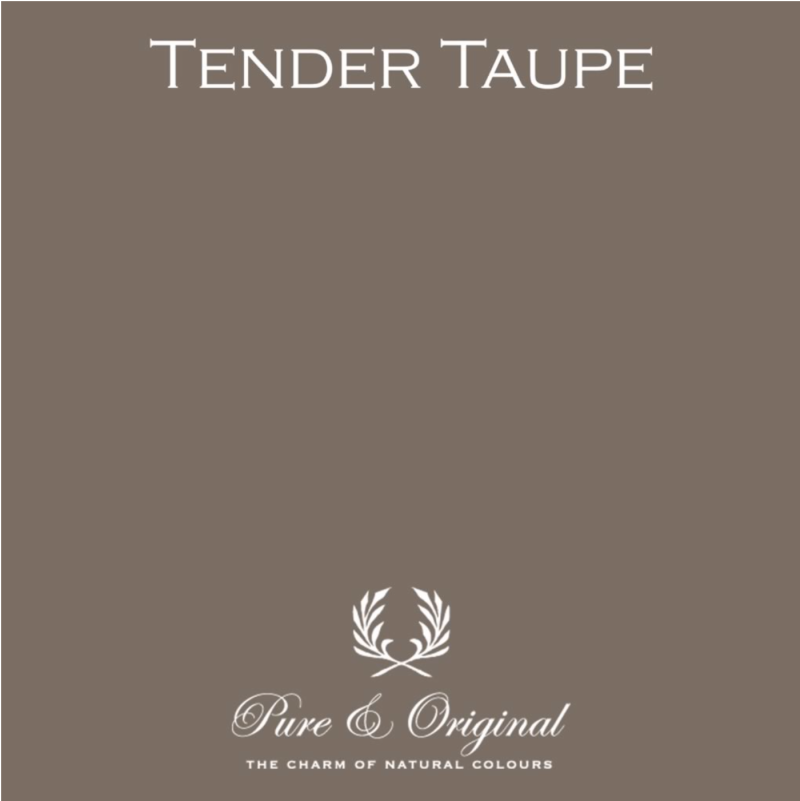 Tender Taupe - Afwasbare verf - Licetto