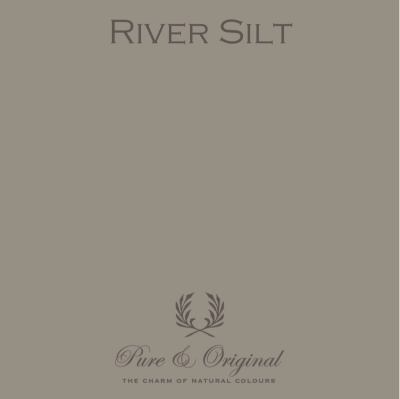 River Silt - Afwasbare verf - Licetto