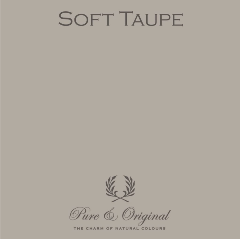 Soft Taupe - Kalkverf - Fresco