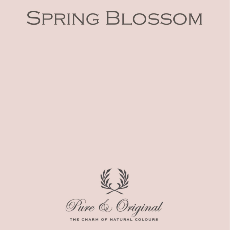 Spring Blossom - Afwasbare verf - Licetto